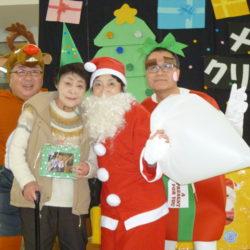 クリスマス会(デイサービス)